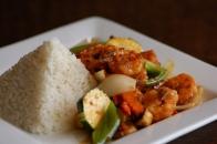 Shrimp Cashew