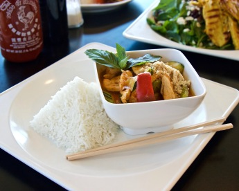 Panang Chicken Curry