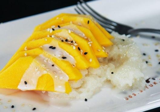 Mango & Sweet RIce